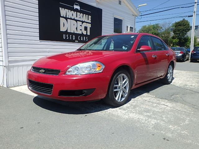 2008 Chevrolet Impala SEDAN LTZ 3.9 L in Halifax, Nova Scotia