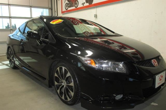 2013 Honda Civic Coupe SI 6MT in Kanata, Ontario