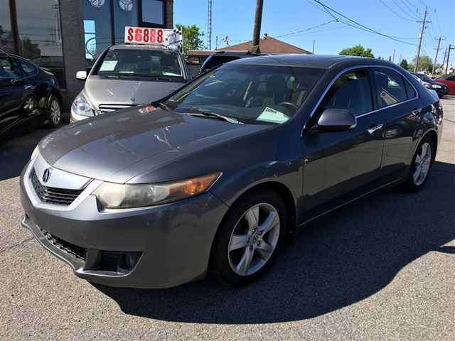 2009 Acura TSX ***CRn++DIT 100% APPROUVn++*** in Saint-Lin-Laurentides, Quebec