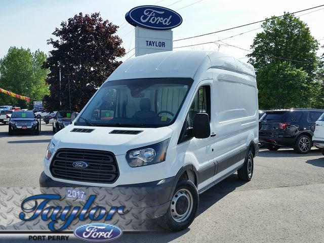 2017 Ford Transit Cargo Van *HIGH ROOF* *250* *REAR CAMERA* in Port Perry, Ontario