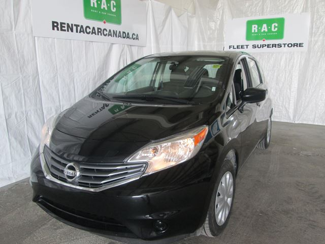 2016 Nissan Versa 1.6 SV in Richmond, Ontario