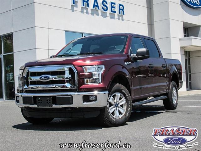 2015 FORD F-150 XLT in Cobourg, Ontario