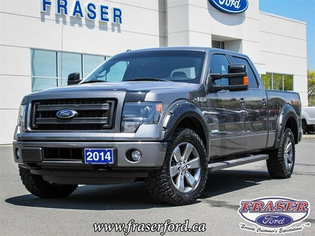 2014 FORD F-150 FX4 in Cobourg, Ontario