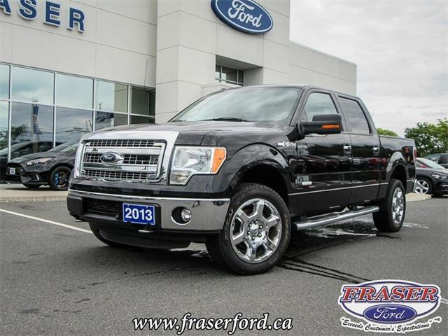 2013 FORD F-150 XLT in Cobourg, Ontario