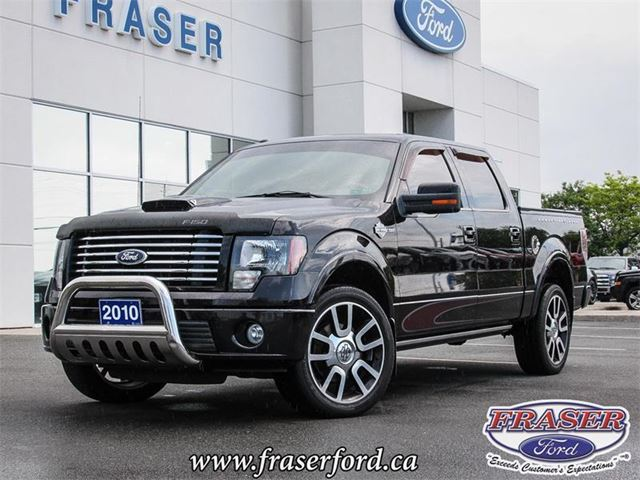 2010 FORD F-150 Harley-Davidson in Cobourg, Ontario