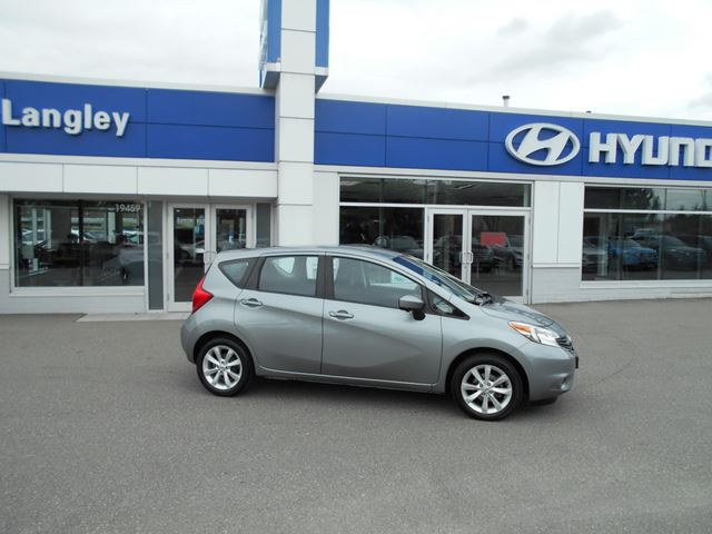 2015 NISSAN VERSA           in Surrey, British Columbia