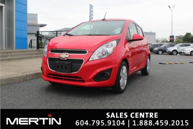 2013 Chevrolet Spark LS in Chilliwack, British Columbia