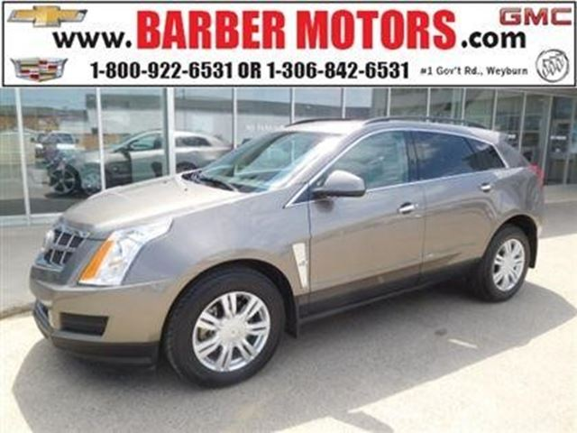 2011 Cadillac SRX 3.0 Base in Weyburn, Saskatchewan
