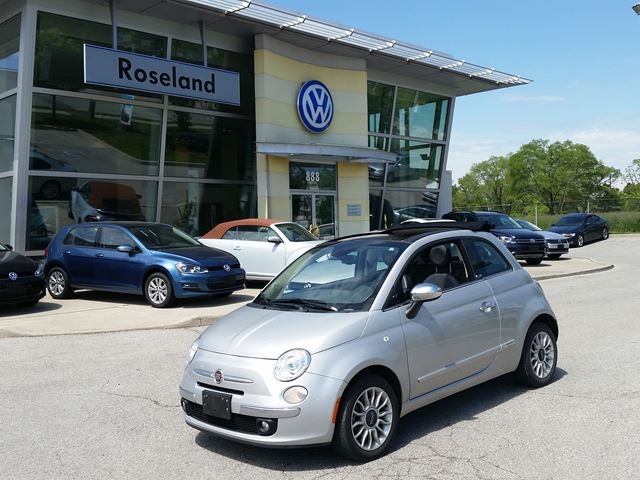 2013 Fiat 500 Lounge in Burlington, Ontario