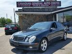 2005 Mercedes-Benz E-Class E500 5.0L 4MATIC in Scarborough, Ontario