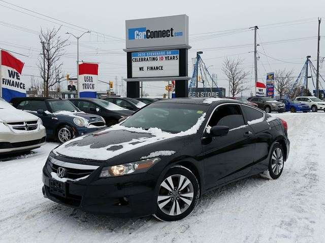 2011 Honda Accord EX-L ONLY $19 DOWN $68/WKLY!! in Ottawa, Ontario