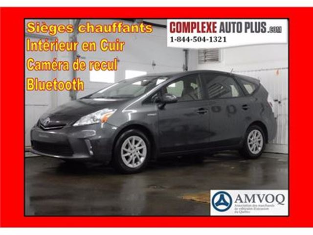 2014 Toyota Prius Touring *Navigation/GPS, Cuir in Saint-Jerome, Quebec
