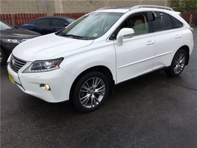 2013 LEXUS RX 350, Navigation, Sunroof, Back Up Camera, AWD in Burlington, Ontario