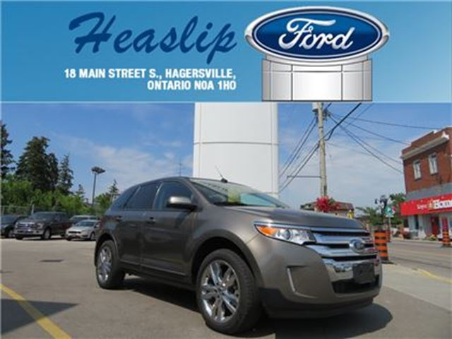 2014 Ford Edge SEL in Hagersville, Ontario