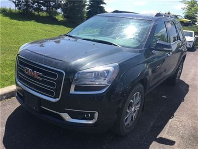 2014 GMC Acadia SLT AWD LEATHER, SUNROOF, in Barrie, Ontario