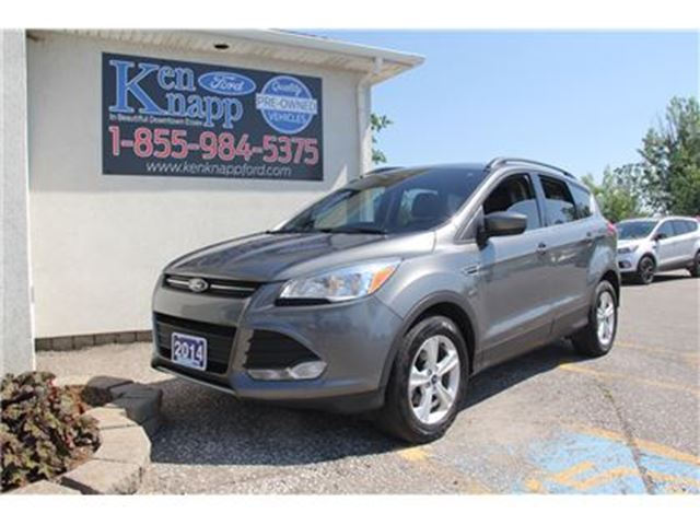 2014 Ford Escape SE LEATHER NAV SYNC SUNROOF in Essex, Ontario