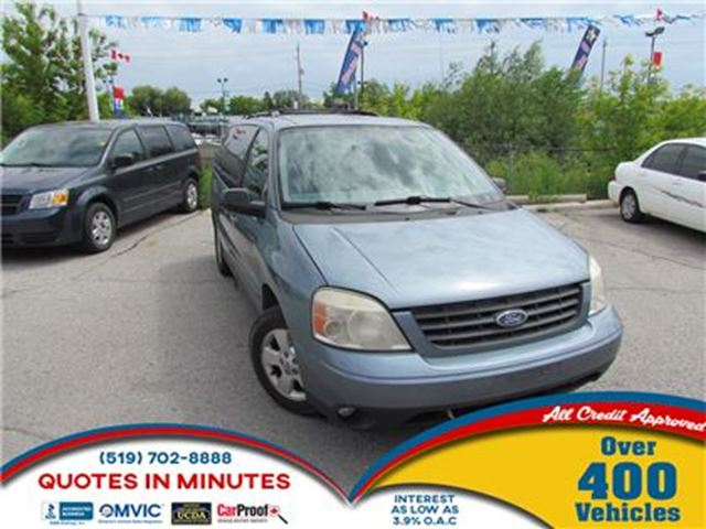 2005 Ford Freestar SPORT   FRESH TRADE IN   AS-IS SPECIAL in London, Ontario