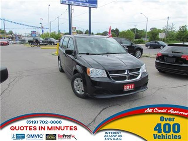 2011 Dodge Grand Caravan SE   FAMILY READY   CLEAN in London, Ontario