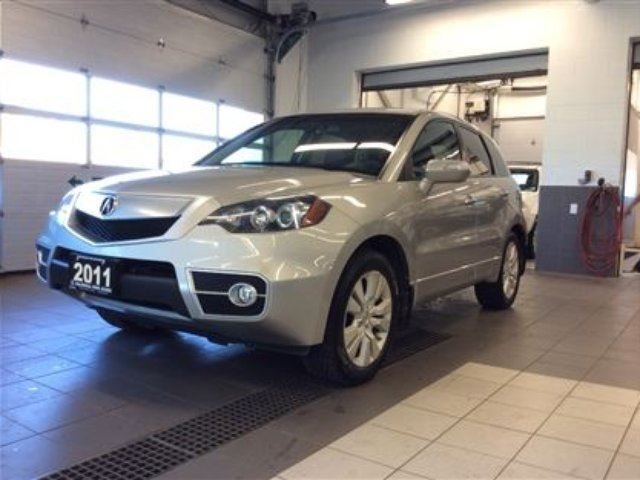 2011 ACURA RDX Tech AWD - LOW KM's - Navigation - Backup Cam! in Thunder Bay, Ontario