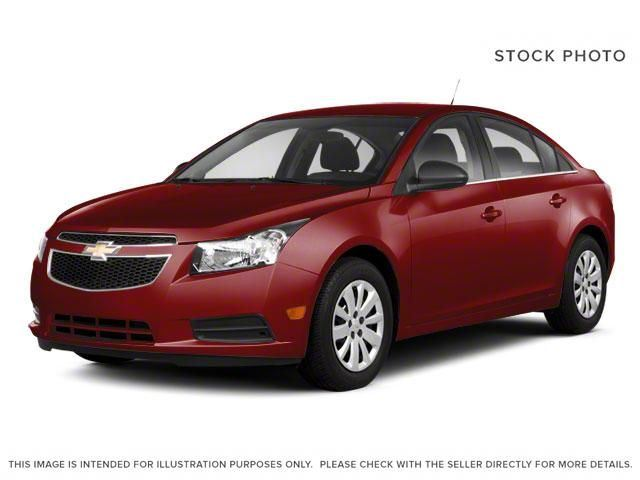 2012 Chevrolet Cruze LT Turbo in Neepawa, Manitoba