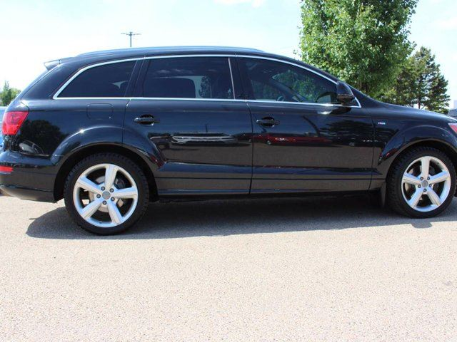 2008 AUDI Q7 V8 4.2 PREMIUM, PANORAMIC SUNROOF, NAVI, HEATED SEATS, AIR SUSPENSION, BACKUP CAM in Edmonton, Alberta