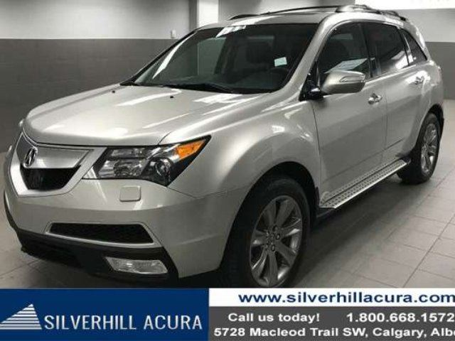 2013 ACURA MDX Elite Package SH-AWD *Timing Belt Replaced, New Tires, Brake Flushed* in Calgary, Alberta