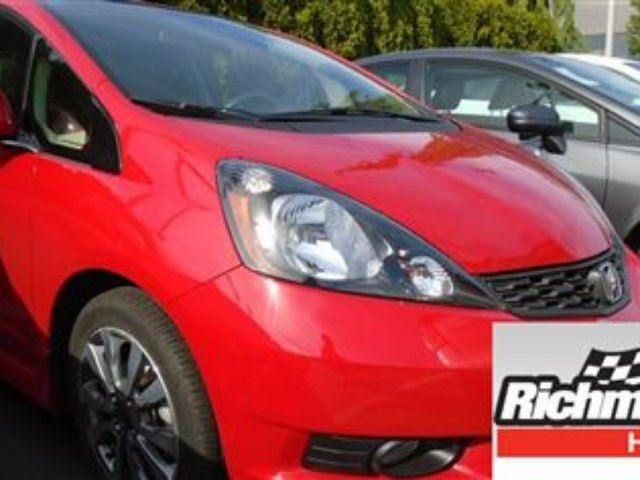 2013 Honda Fit Sport! Honda Certified Extended Warranty to 160, 0 in Richmond, British Columbia
