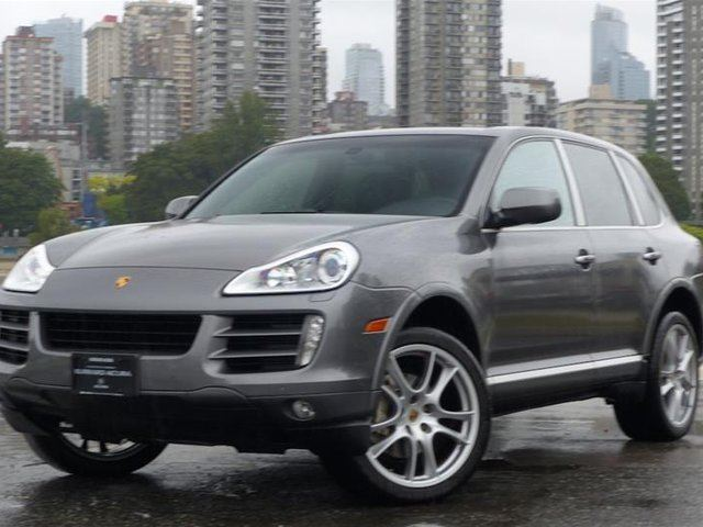 2009 PORSCHE CAYENNE S in Vancouver, British Columbia