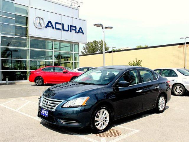 2013 NISSAN SENTRA 1.8 S CVT in Surrey, British Columbia