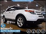 2014 Ford Explorer LIMITED - AUTOMATIQUE - TOUT n++QUIPn++ in Laval, Quebec