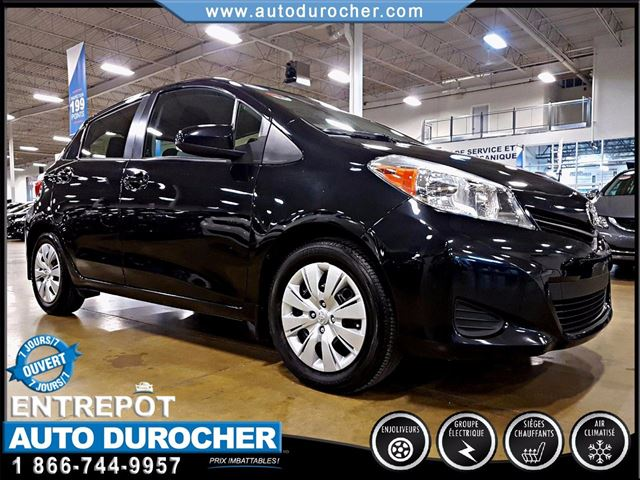 2013 Toyota Yaris LE - AUTOMATIQUE - AIR CLIMATISn++ in Laval, Quebec