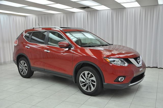 2015 NISSAN ROGUE 2.5SL AWD PURE DRIVE SUV w/ BLUETOOTH, NAVIGATI in Dartmouth, Nova Scotia