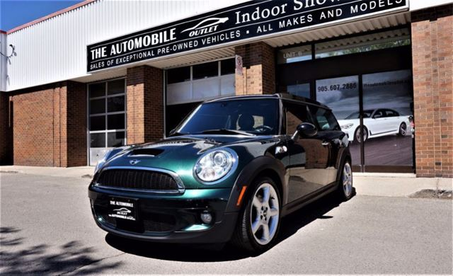 2010 Mini Cooper Special Cooper Clubman S Pano Roof No Accident