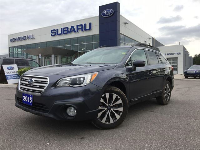 2015 Subaru Outback 3.6R 3.6R~Limited~Automatic in Richmond Hill, Ontario