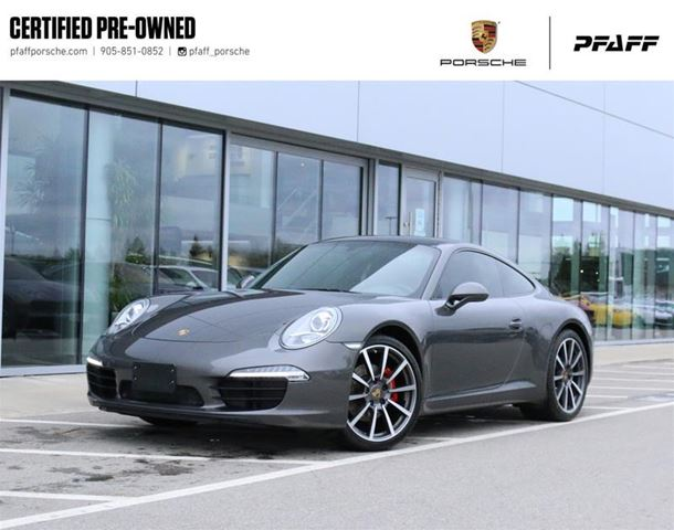 2015 Porsche 911 Carrera Coupe (991) w/ PDK in Woodbridge, Ontario
