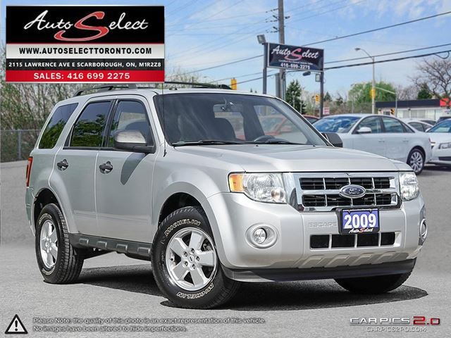 2009 Ford Escape ONLY 100K! **CLEAN CARPROOF** SUNROOF in Scarborough, Ontario