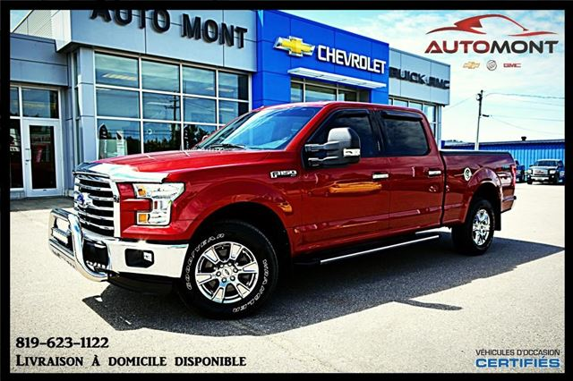 2016 Ford F-150 King Ranch in Mont-Laurier, Quebec