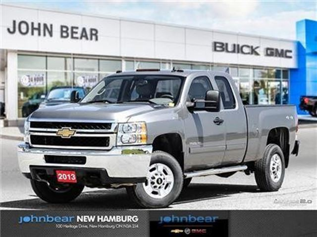 2013 Chevrolet Silverado 2500  LT in New Hamburg, Ontario