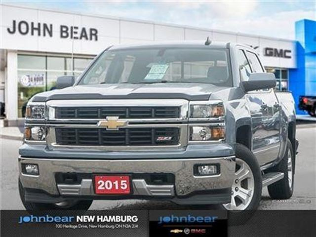 2015 Chevrolet Silverado 1500 LT in New Hamburg, Ontario