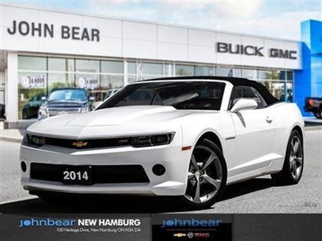 2014 Chevrolet Camaro 2LT in New Hamburg, Ontario