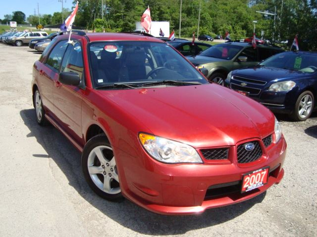 2007 SUBARU IMPREZA 2.5i AWD Hatch. Only 67km Accident Free in Cambridge, Ontario