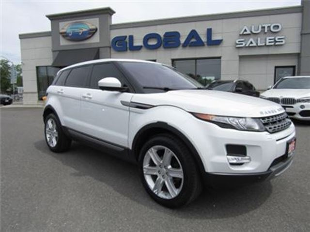 2015 LAND ROVER RANGE ROVER EVOQUE Pure Premium 5-Door NAVIGATION PANOR ROOF. in Ottawa, Ontario