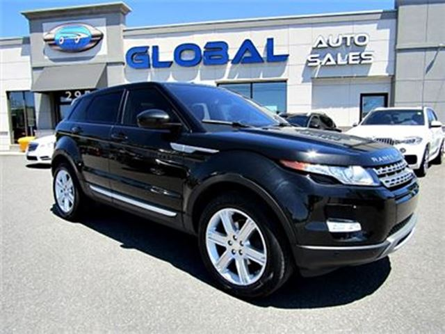 2014 LAND ROVER RANGE ROVER EVOQUE Pure Premium 5-Door NAVIGATION PANOR ROOF in Ottawa, Ontario