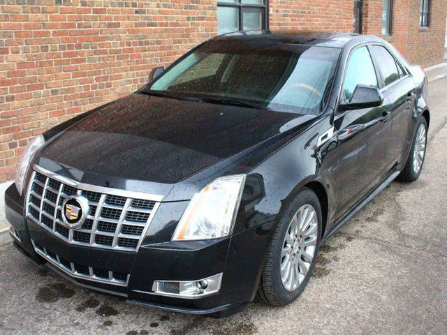 2012 CADILLAC CTS LOADED PREMIUM FINANCE AVAILABLE in Edmonton, Alberta