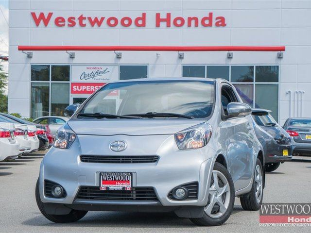 2012 SCION IQ Base (CVT) in Port Moody, British Columbia
