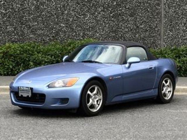2002 Honda S2000 Coupe 6sp Rare, ONE Owner, LOW KMS! in North Vancouver, British Columbia