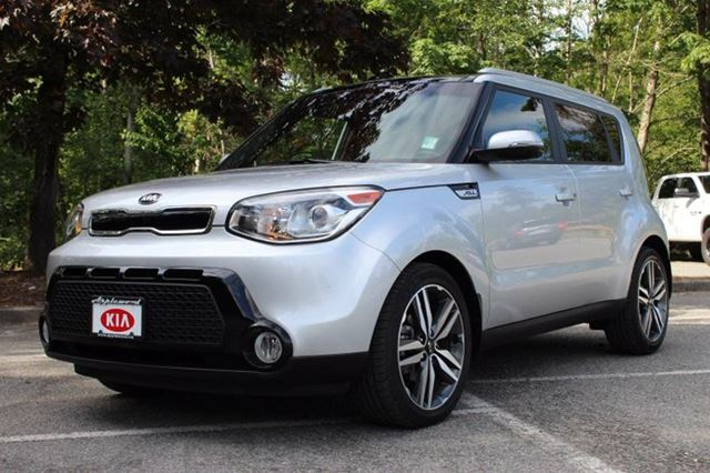 2015 Kia Soul SX Luxury in Langley, British Columbia