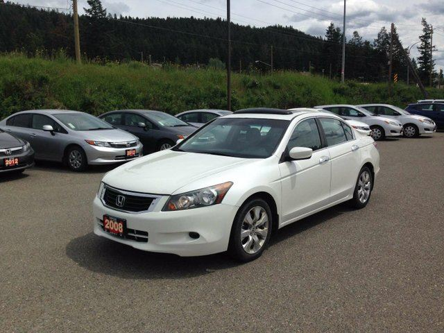 2008 HONDA ACCORD EX-L V6 in Williams Lake, British Columbia
