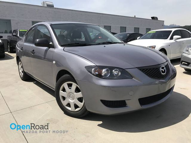 2005 Mazda MAZDA3 GS A/T No Accident AC CD Player  in Port Moody, British Columbia