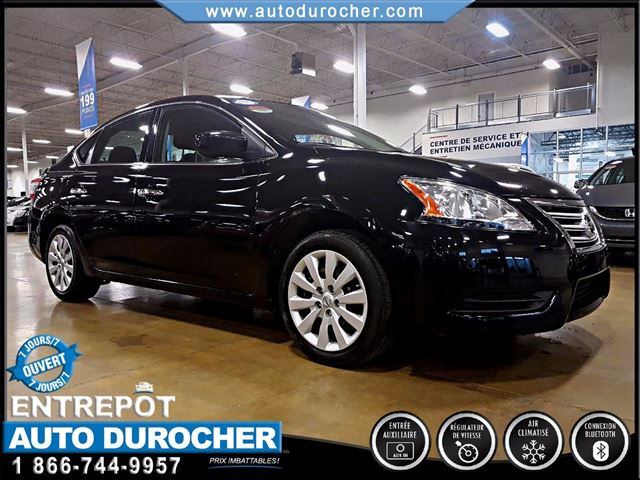 2014 Nissan Sentra AUTOMATIQUE - AIR CLIMATISn++ in Laval, Quebec
